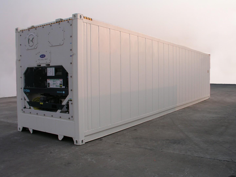 Новый контейнер рефрижератор 40 футов